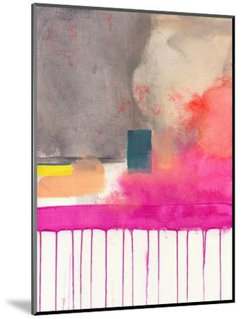 Composition 5-Jaime Derringer-Mounted Premium Giclee Print