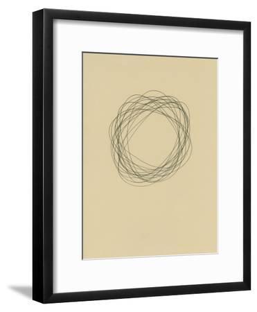 Circle 6-Jaime Derringer-Framed Giclee Print