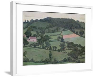 Rosemary La Vallee, 1916-Robert Polhill Bevan-Framed Giclee Print