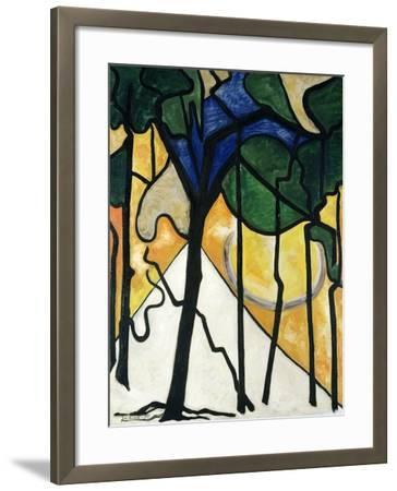 Wood, 1914-Jacoba van Heemskerck-Framed Giclee Print
