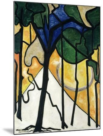 Wood, 1914-Jacoba van Heemskerck-Mounted Giclee Print