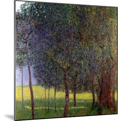 Fruit Trees, 1901-Gustav Klimt-Mounted Giclee Print