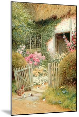 The Visitors-Arthur Claude Strachan-Mounted Giclee Print