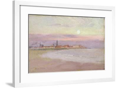 Village in Friesland, 1900-Adrian Scott Stokes-Framed Giclee Print