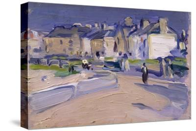 North Berwick, 1905-Samuel John Peploe-Stretched Canvas Print