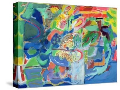 High Summer, 1989-91-Derek Balmer-Stretched Canvas Print