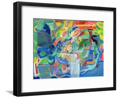 High Summer, 1989-91-Derek Balmer-Framed Giclee Print