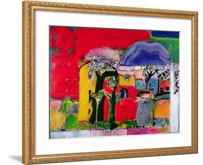 Anatolia, 1995-97-Derek Balmer-Framed Giclee Print