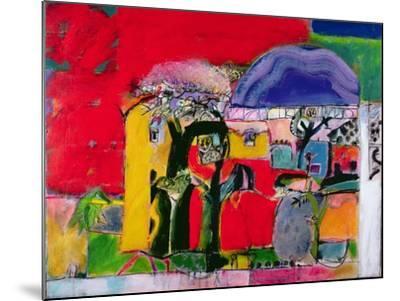 Anatolia, 1995-97-Derek Balmer-Mounted Giclee Print