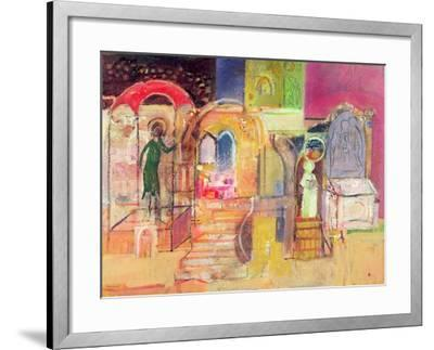An Ancient Place, 2005-Derek Balmer-Framed Giclee Print