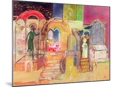 An Ancient Place, 2005-Derek Balmer-Mounted Giclee Print