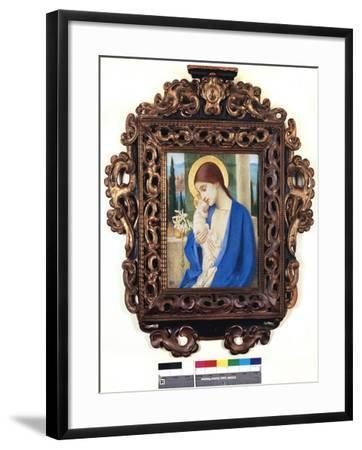 Madonna and Child, c.1905-Marianne Stokes-Framed Giclee Print