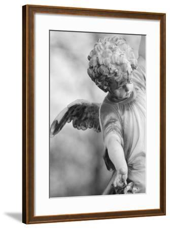 Angel-French School-Framed Photographic Print