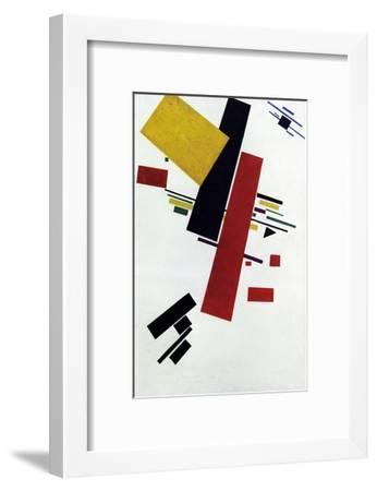 Dynamic Suprematism-Kasimir Malevich-Framed Giclee Print