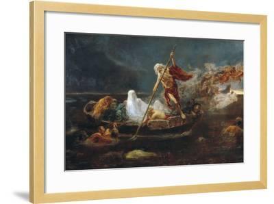 Charon's Boat-Jose Benlliure Y Gil-Framed Giclee Print