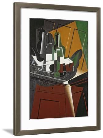 The Sideboard, 1917-Juan Gris-Framed Giclee Print
