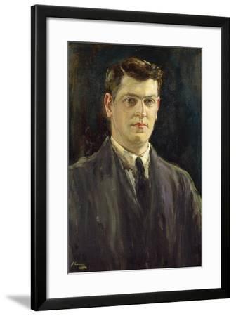 Michael Collins-Sir John Lavery-Framed Giclee Print
