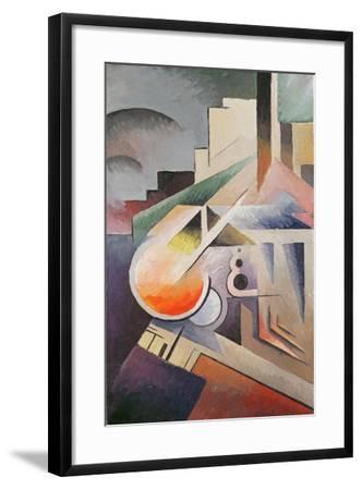 Composition-Viking Eggeling-Framed Giclee Print