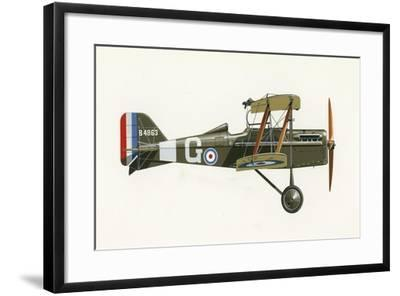Albatros C III-English School-Framed Giclee Print