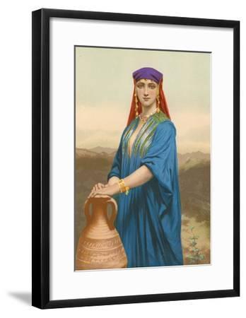 Rebekah-Charles Landelle-Framed Giclee Print