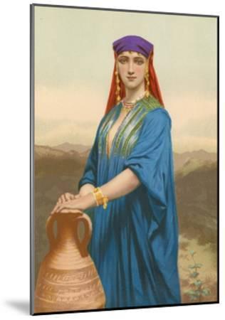 Rebekah-Charles Landelle-Mounted Giclee Print