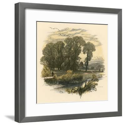 Sabbath Bells-Miles Birkett Foster-Framed Giclee Print