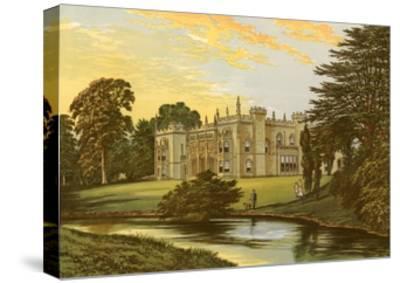 Arbury Hall-Alexander Francis Lydon-Stretched Canvas Print