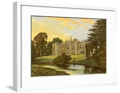 Arbury Hall-Alexander Francis Lydon-Framed Giclee Print