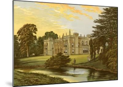 Arbury Hall-Alexander Francis Lydon-Mounted Giclee Print