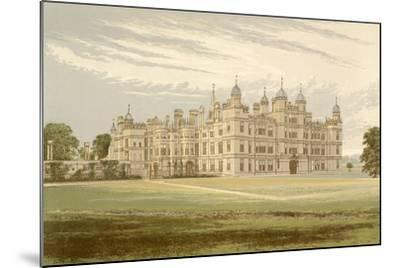 Burghley House-Alexander Francis Lydon-Mounted Giclee Print