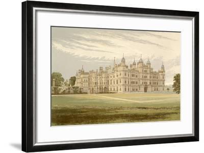 Burghley House-Alexander Francis Lydon-Framed Giclee Print