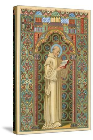 St Bruno-English School-Stretched Canvas Print