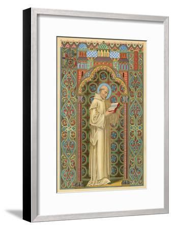 St Bruno-English School-Framed Giclee Print