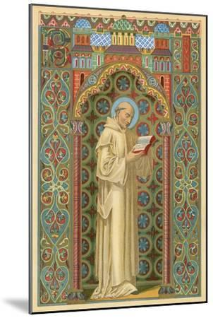 St Bruno-English School-Mounted Giclee Print