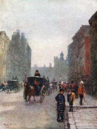 St James's Street: Levee Day-Rose Maynard Barton-Framed Giclee Print
