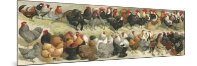 Fowl-Alexander Francis Lydon-Mounted Giclee Print