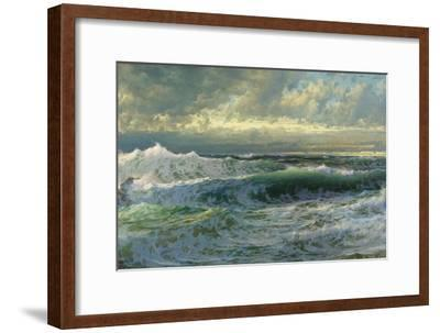After a Gale, 1903-William Trost Richards-Framed Giclee Print
