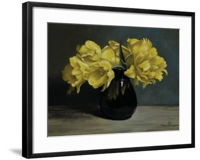 Parrot Tulips, 2010-James Gillick-Framed Giclee Print