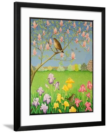 Something to Sing About, 2011-Pat Scott-Framed Giclee Print