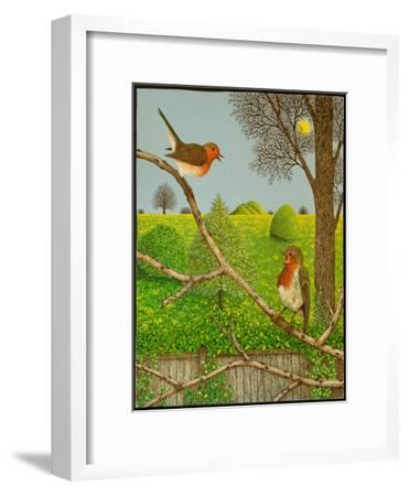 Territorial Rights, 2012-Pat Scott-Framed Giclee Print