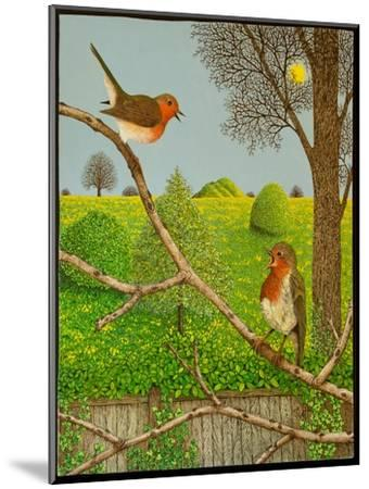 Territorial Rights, 2012-Pat Scott-Mounted Giclee Print