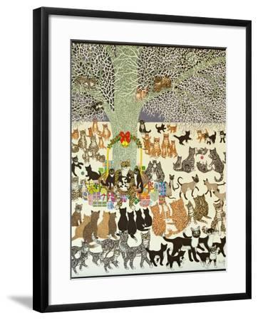 Present Time, 2012-Pat Scott-Framed Giclee Print