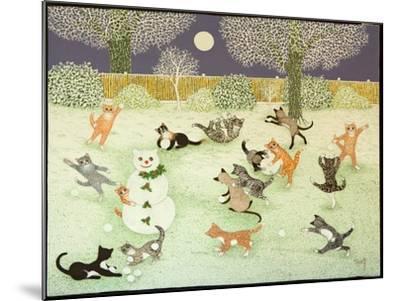 Barn Storming, 2011-Pat Scott-Mounted Giclee Print