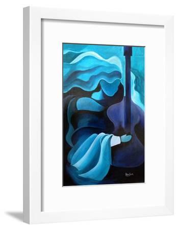 I Hear Music in the Air, 2010-Patricia Brintle-Framed Giclee Print