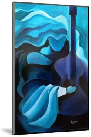 I Hear Music in the Air, 2010-Patricia Brintle-Mounted Giclee Print