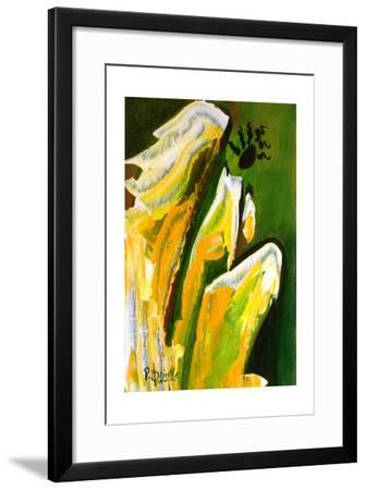 Angel of Reverence, 2010-Patricia Brintle-Framed Giclee Print