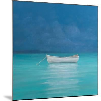 White Boat, Kilifi 2012-Lincoln Seligman-Mounted Giclee Print