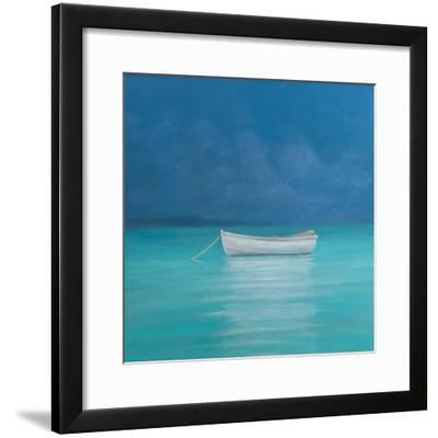 White Boat, Kilifi 2012-Lincoln Seligman-Framed Giclee Print