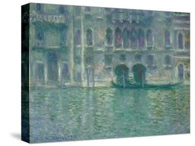 Palazzo Da Mula, Venice, 1908-Claude Monet-Stretched Canvas Print