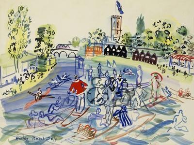 La Port de La Rochelle, 1927-Paul Signac-Framed Giclee Print